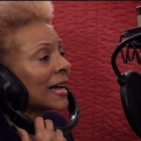 VIDEO: Leslie Uggams Records New Single 'Wishing You a Happy New Year'