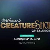 SYFY Announces 2014 Spring Line-Up, Including Jim Henson's Creature Shop Challenge
