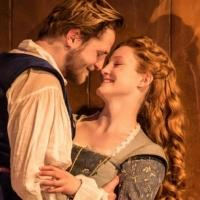 Photo Flash: First Look at Orlando James & Eve Ponsonby in West End's SHAKESPEARE IN LOVE