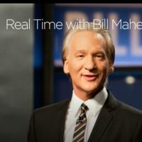 REAL TIME WITH BILL MAHR Continues 13th Season on HBO, 1/16