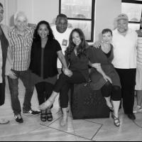 Photo Flash: In Rehearsal with Stephen Adly Guirgis' BETWEEN RIVERSIDE AND CRAZY at the Atlantic