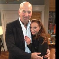 'King of Queens' Leah Remini Reunites with Director Rob Schiller for TV Land's THE EXES Season Finale, 2/26