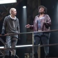 STAGE TUBE: First Look at Andrew M. Mueller, Adaeze' Kelley and More in Highlights of RENT at Paramount Theatre