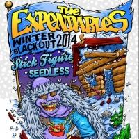 The Expendables Kick Off 'Winter Blackout Tour' Today