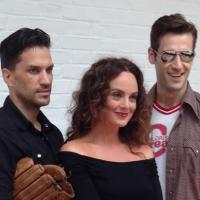 Photo Flash: First Look- Melissa Errico, Will Swenson, & John Behlmann in BULL DURHAM
