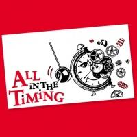 Primary Stages' ALL IN THE TIMING Opens Tomorrow