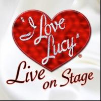 National Tour of I LOVE LUCY LIVE ON STAGE! Visits PPAC This February
