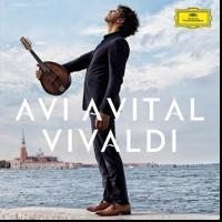 Mandolinist Avi Avital Releases New Album VIVALDI Today