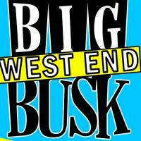 The WEST END BIG BUSK at Cardinal Place Victoria, March 26