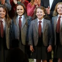 Photo Coverage: MATILDA THE MUSICAL - Opening Night Curtain Call