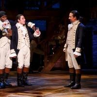 Photo Flash: First Look at Lin-Manuel Miranda & More in Public Theater's HAMILTON!