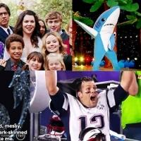 BWW's Top Ten TV gifs of the Week; PARENTHOOD, THE SUPER BOWL, SNL and More!