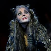 Photo Coverage: There's a New Glamour Cat in Town! First Look at Kerry Ellis As 'Grizabella' in West End's CATS