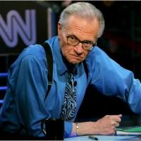 Larry King on Returning to CNN to Replace Exiting Piers Morgan: 'I Would Do It'