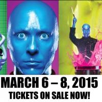 BLUE MAN GROUP to Return to PPAC This March