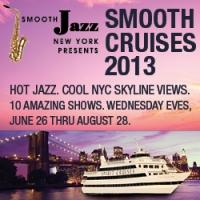 Smooth Jazz New York Announces its 2013 Smooth Cruise Schedule
