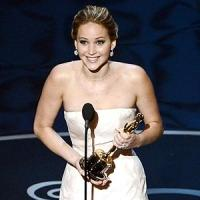 Jennifer Lawrence to Present at 86th ANNUAL ACADEMY AWARDS