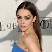 Emilia Clarke Sparkled Jacob Jewelry at 'Game of Thrones' Premiere