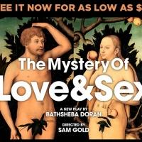 See Lincoln Center Theater's THE MYSTERY OF LOVE & SEX for $77