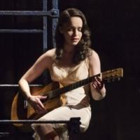 Photo Flash: First Look at Emilia Clarke & Cory Michael Smith in BREAKFAST AT TIFFANY'S!