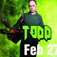 Comix at Foxwoods Presents Flight of the Conchords Star, Todd Barry, Now thru 3/1