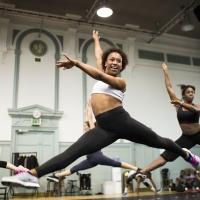 Photo Flash: First Look at Beverley Knight & More in Rehearsal for London's MEMPHIS