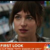 VIDEO: NBC's TODAY Unveils New FIFTY SHADES OF GREY Clip; New Clip to Air Every Day This Week