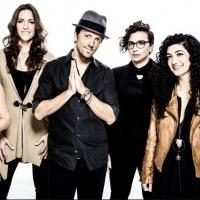 Jason Mraz and Raining Jane to Play NJPAC, 2/22
