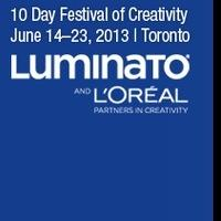 Luminato Announces 2013 Premiere Series