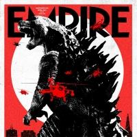 FIRST LOOK - Empire Reveals Cover Photo for GODZILLA
