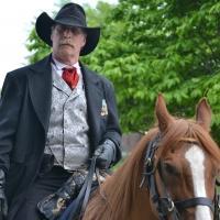 Actors re-create Civil War at Greenfield Village