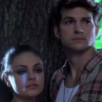 VIDEO: Mila Kunis and Ashton Kutcher in Fake MOONQUAKE LAKE Trailer, Set to Appear in ANNIE Movie
