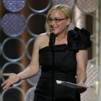 Patricia Arquette Wins Best Supporting Actress Oscar for BOYHOOD