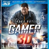 GAMER with Gerard Butler Set for 3D Release on Blu-ray, 5/7