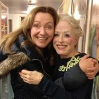 Photo Flash: Julie White Visits Holland Taylor in ANN