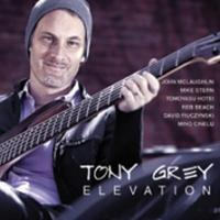 Tony Grey to Release New Album 'Elevation' on 10/15