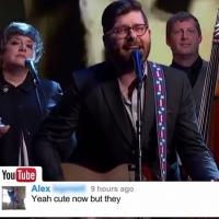 VIDEO: The Decemberists Sing YouTube Comments Set to Music on JIMMY KIMMEL