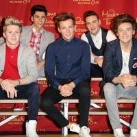 Photo Flash: One Direction Figures Launched at Madame Tussauds Hollywood