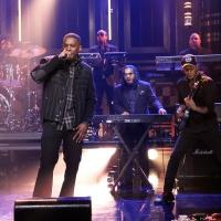 VIDEO: GZA Performs 'The Mexican' Featuring Tom Morello on TONIGHT