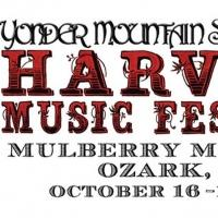 Yonder Mountain String Band's Harvest Music Festival Announces 2014 Dates