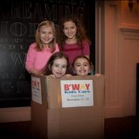 Photo Flash: MATILDA Stars Help Launch Coat Drive with Broadway Kids Care
