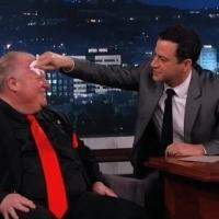 Jimmy Kimmel to Appear on Mayor Rob Ford's YouTube Show