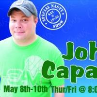 Comix At Foxwoods Presents Chelsea Lately Regular John Caparulo Tonight