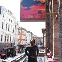 Photo Coverage: Behind The Scenes - Hugh Maynard Of MISS SAIGON! Photos