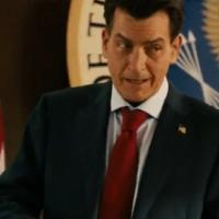 VIDEO: First Look - Charlie Sheen in New TV Spot for MACHETE KILLS