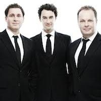 Celtic Tenors Open CSO's 2014-15 Pops Season Tonight