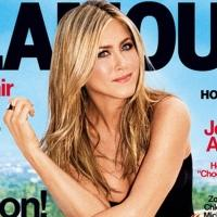 Photo Coverage: Jennifer Aniston's GLAMOUR Cover