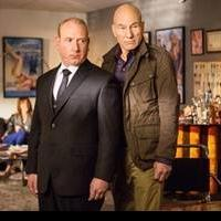 Photo Flash: First Look - Patrick Stewart Stars in Starz Upcoming Comedy BLUNT TALK