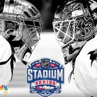 LA Kings & San Jose Sharks to Face-off in First Outdoor NHL Game, Live in Theaters, 2/21