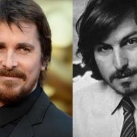 CHRISTIAN BALE to Play Steve Jobs in Upcoming  Big Screen Pic